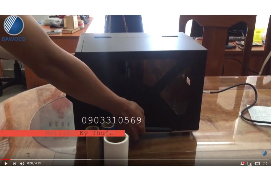 Máy in mã vạch GoDEX ZX420i - Hướng dẫn lắp giấy, mực in | Công Ty Thế Giới Mã Vạch