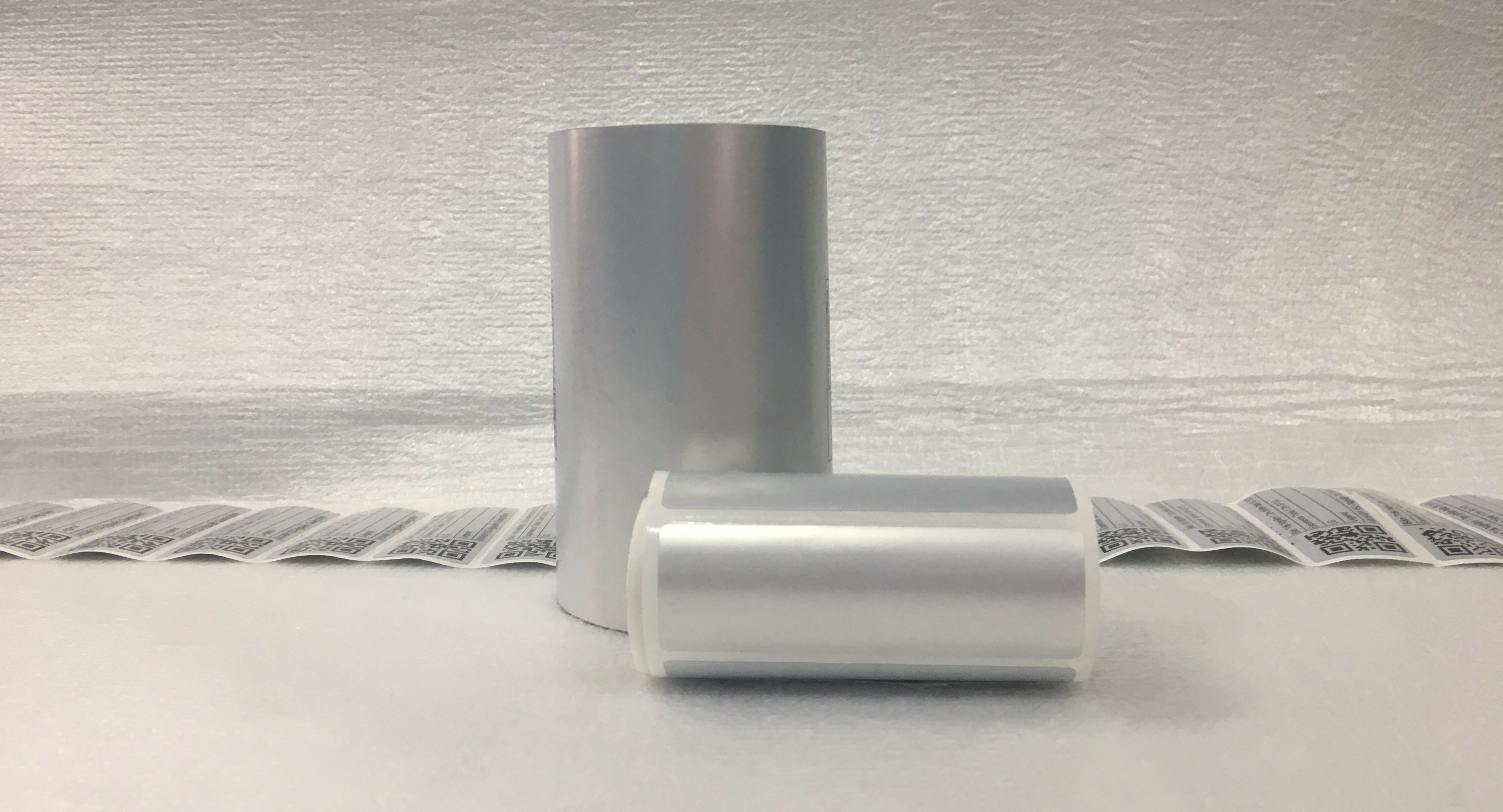 Decal xi kim loại (decal nhôm, decal xi bạc)