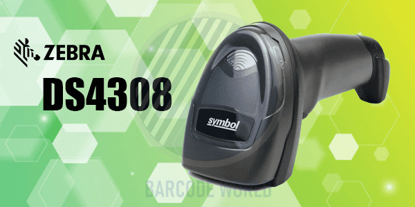 Máy quét mã vạch QR Code Zebra DS4308