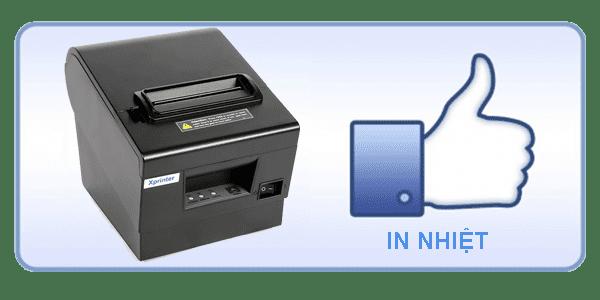 Những lợi ích nổi trội của máy in bill - hóa đơn in nhiệt