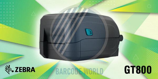 Máy in mã vạch Zebra GT800 nhập khẩu chính hãng, chất lượng I Thế Giới Mã Vạch