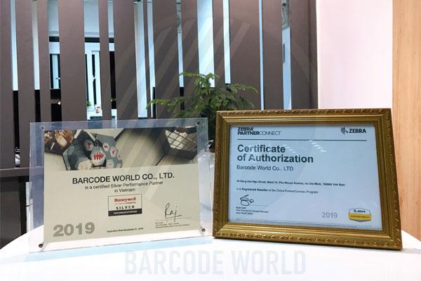 BARCODE WORLD - NHÀ PHÂN PHỐI CHÍNH HÃNG CỦA ZEBRA,  HONEYWELL