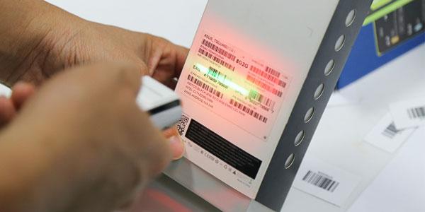 Trải nghiệm thực tế cùng máy quét mã vạch kết nối với điện thoại