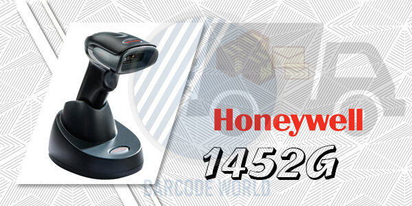 Máy quét mã vạch Honeywell 1452G không dây linh hoạt, là giải pháp phù hợp cho bưu chính viễn thông