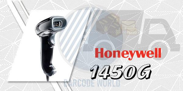Máy quét mã vạch Honeywell 1450G phù hợp ứng dụng tại các bưu cục