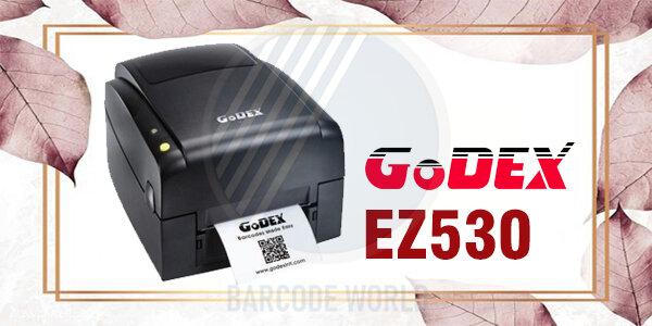 Máy in mã vạch 3 tem GoDEX EZ530 - chất lượng in sắc nét nổi trội