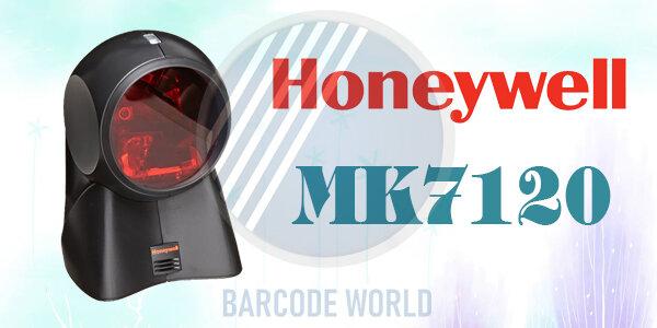 Đầu đọc mã vạch Honeywell MK7120 thiết kế sang trọng, đẹp mắt