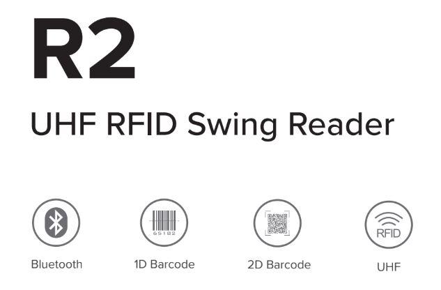 Đầu đọc thẻ Chainway R2 UHF RRID SWING