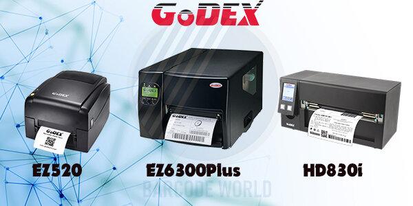 Một số dòng máy in decal nhựa GoDEX nổi bật