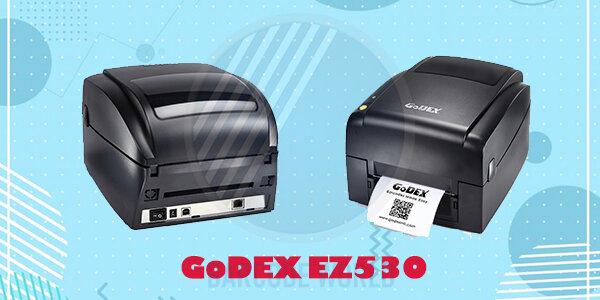 Các loại máy in tem nhãn 300dpi - GoDEX EZ530