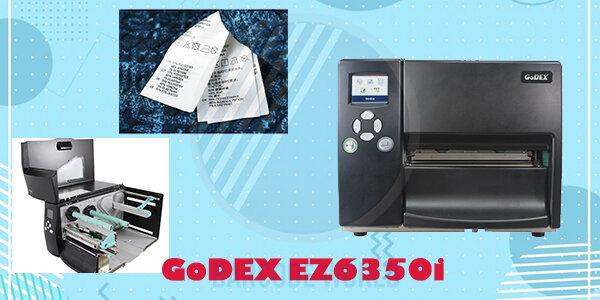 Các loại máy in tem nhãn 300dpi - GoDEX EZ6350i